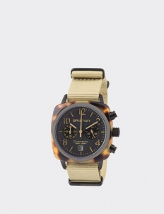 Safari Clubmaster Classic Acetate Chronograph Watch