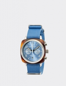 Horizon Clubmaster Classic Acetate Chronograph Watch