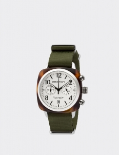Green Clubmaster Classic Acetate Chronograph Watch