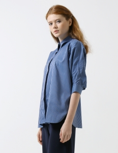 Blue Stripes Undiscovered Shirt