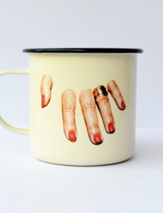Finger Hand Cup