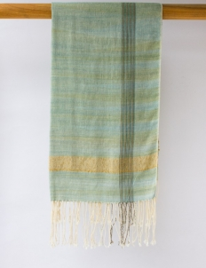 Natural Dyed Scarfs