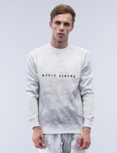 Dot Camo Crewneck Sweatshirt