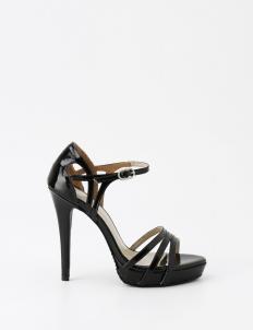Black Whitney Heels