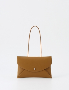 Cocoa Brown Midi Doxosling Bag