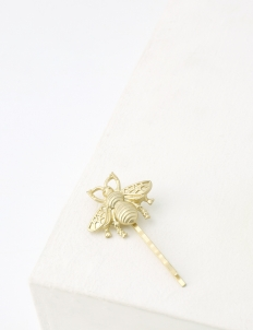 Honey Bee Hairpin