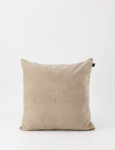 Crème Caramel Suave Cushion (Cover Only)