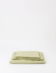 Casa Ecru Olive Fitted Sheet