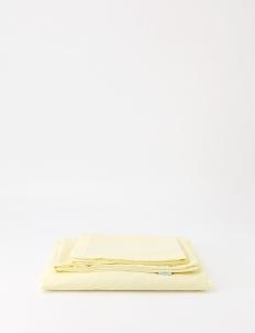 Casa Lemon Fitted Sheet