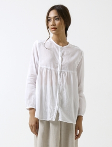 White Victorian Shirt