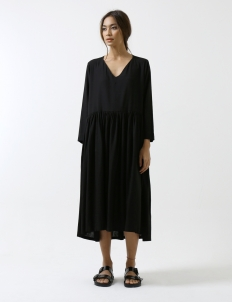 Black Nat'an Day Dress