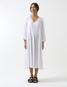White Nat'an Day Dress