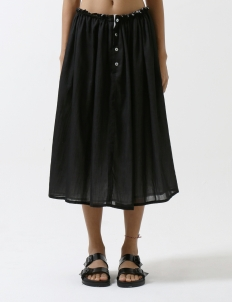 Black Recreation Skirt