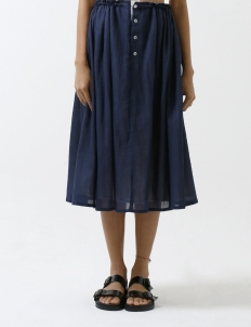 Indigo Recreation Skirt