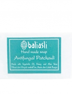 Antifungal Patchouli Soap Bar