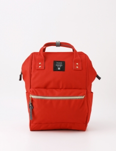 Red Oxford Backpack