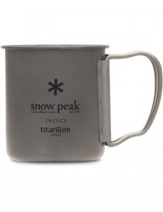 Titanium Single Wall 300 Cup