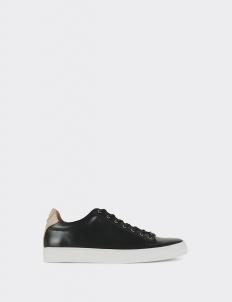Black Arum Sneakers