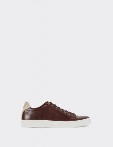 Maroon Arum Sneakers