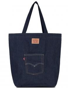 Updated Denim Tote Bag