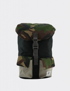 Cavier Camo Glance Backpack