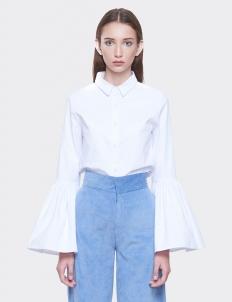 White Plumbago Albino Shirt