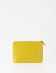 Yellow Perpa Clutch