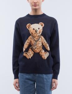 Rock Teddy Sweater