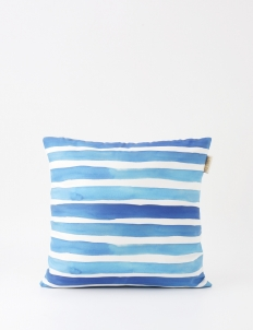Blue Horizon Pillow
