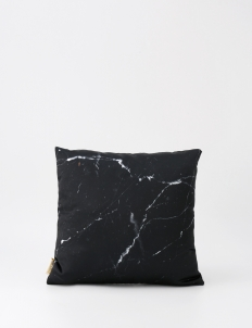 Black Zircon Pillow