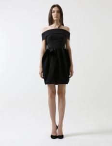 Black Gazella Dress