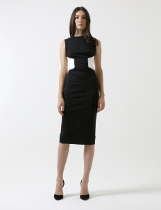 Black Gemama Dress