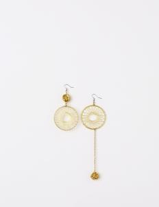 Gold Amorina Earrings