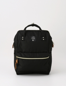 Black Oxford Backpack