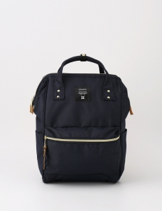 Navy Blue Oxford Backpack