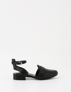 Black Aurel Flats