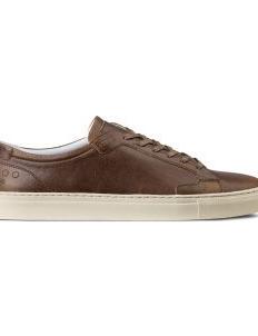 Brown Ica Low Top Sneakers