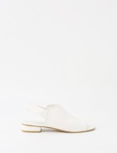White Kelly Heels