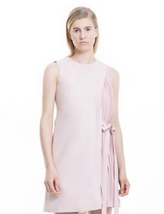 Dusty Pink Louise Dress