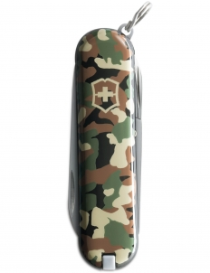 "Classic SD Small Pocket Knife ""camouflage"""
