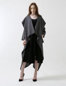 Gray Asia Outerwear