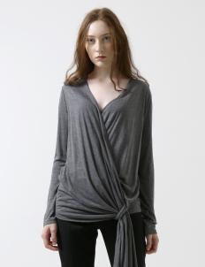 Dark Gray Anita T-Shirt