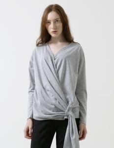 Gray Anita T-Shirt