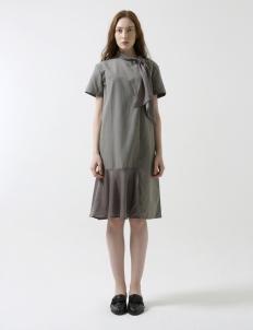 Olive Green Mellisa Dress