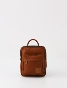Tan Liquid Gold Minibag