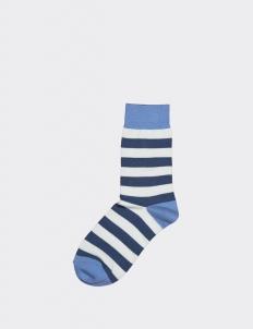 Sunny Sky Stripes Socks