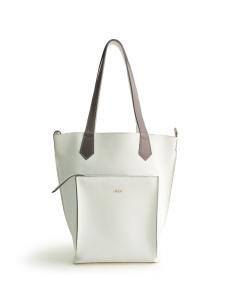 White Graphite 2Loev Midi Bag