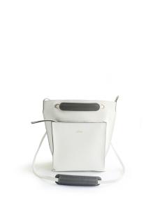 White Graphite 2Loev Mini Bag