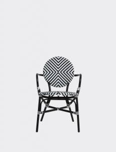 Solid Dayak Bistro Chair
