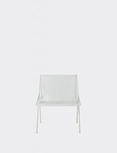 White Panjai Lounge Chair